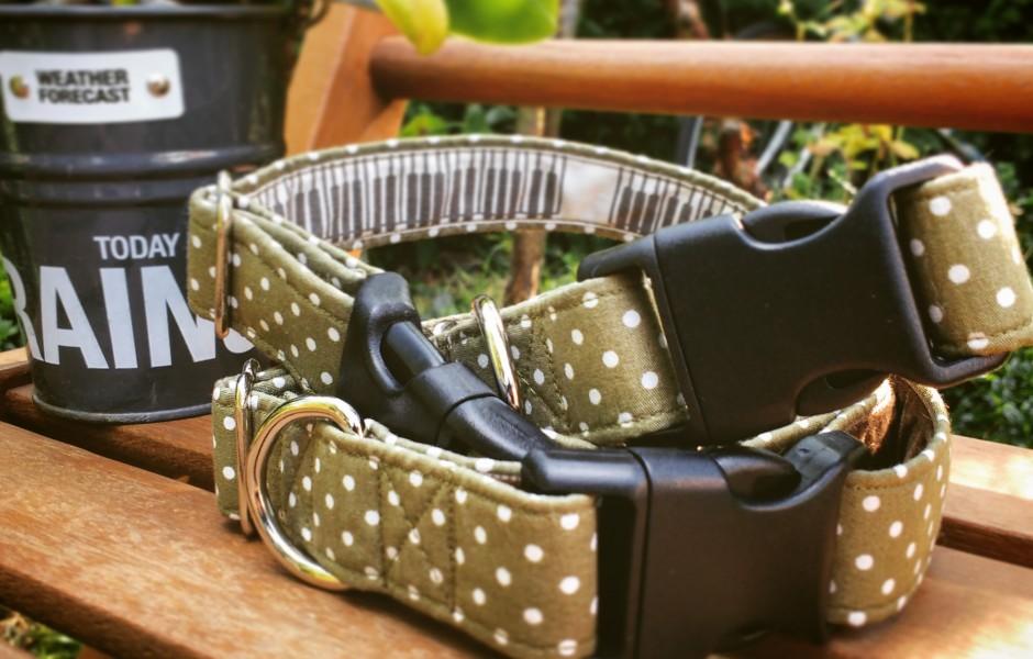 Martha - Dog Collar