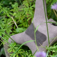 Suede Cross - Dog Toy
