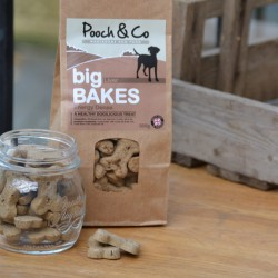 Big Bakes - Liver - Dog Treats