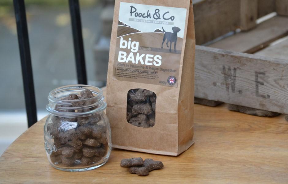 Big Bakes - Carob - Dog Treats