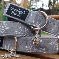 Snowy - Dog Collar
