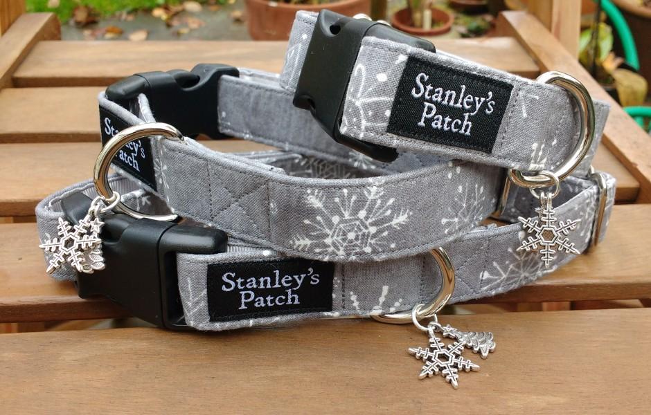 Snowy - Dog Collar
